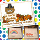 Thanksgiving Bundle for Preschool Activities and Centers