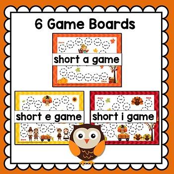 Thanksgiving Activities for Kindergarten