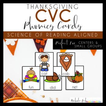 Thanksgiving CVC Cards