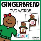 Gingerbread CVC Sound Boxes