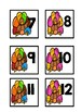 Thanksgiving Calendar Numbers