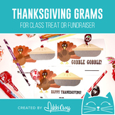Thanksgiving Candy Grams   Fall and Turkey Grams   Class T