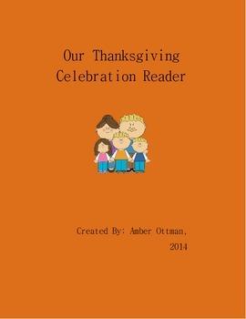 Thanksgiving Celebration Reader