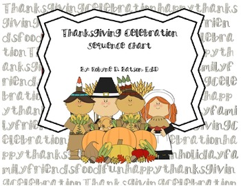 Thanksgiving Celebration Sequence Chart