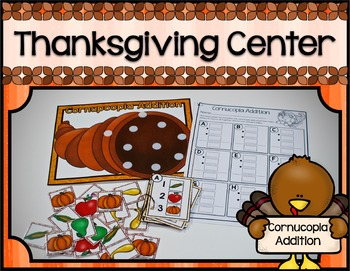 Thanksgiving Center ~ Cornucopia Addition