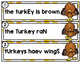 Thanksgiving Center ~ Sentence Fixing (Differentiated)