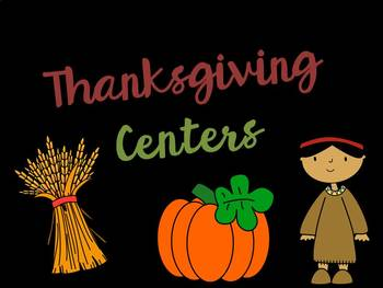 Thanksgiving Centers (5)