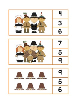 Thanksgiving Centers Mini Pack