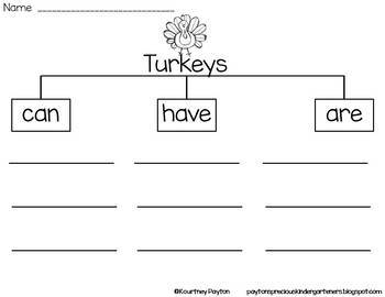 Thanksgiving Centers & Supplementary Activities - Common Core Aligned