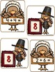Thanksgiving Centers Turkey Addition Math Easy Simple Addition