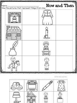 Thanksgiving Centers and Worksheets Grades 1 and 2