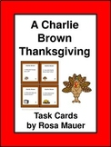 A Charlie Brown Thanksgiving Distance Learning School or A