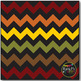 Thanksgiving Chevron on Black Digital Papers {Commercial U