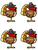 Thanksgiving Class Activity. Game. Turkey Hunt! Contest. Party Day Idea