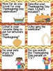 Thanksgiving Kagan Classbuilding Activity Cards