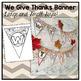 Thanksgiving Classroom Banners     Zen Doodles