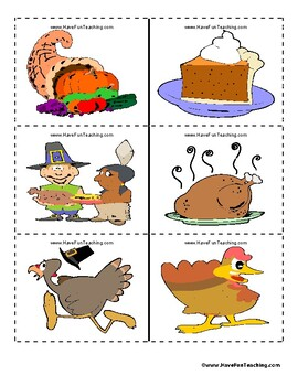 Thanksgiving Clip Art By Have Fun Teaching Teachers Pay Teachers