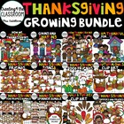 Thanksgiving Clip Art Growing Bundle {Thanksgiving Clip Art}