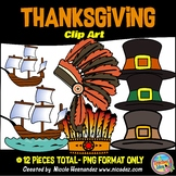 Thanksgiving Clip Art for Teachers