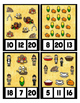 Thanksgiving Clip Cards ~ Counting to 20 ~ Math Center Fun
