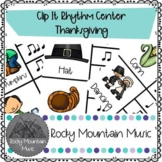 Thanksgiving Clip It Rhythm Center