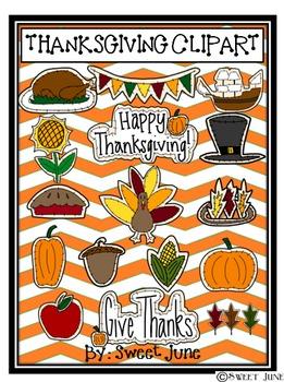Thanksgiving Clipart
