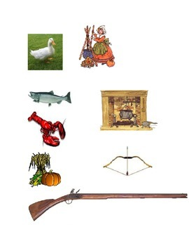 Thanksgiving Clipart- Compare and Contrast Thanksgiving Th