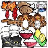 Thanksgiving Clipart Interactive (Pokey Pin Clipart)