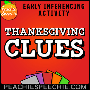 Thanksgiving Clues: Early Inferencing