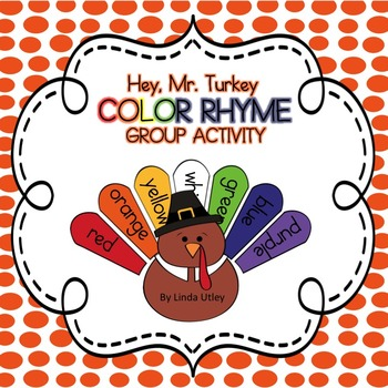 Thanksgiving Activity for Groups