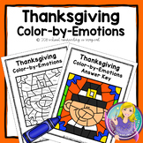 Thanksgiving Color-by-Emotions