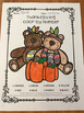 Thanksgiving Color by Number Worksheets
