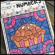 Thanksgiving Color by Numbers 11-20 Activities