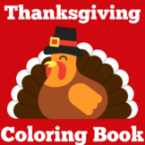 Thanksgiving Coloring Sheets Pages