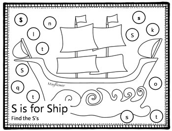 Thanksgiving Letter ID Coloring Pages by Precious Steps ...