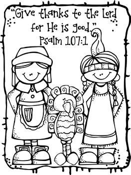 Thanksgiving Coloring Pages by JannySue | Teachers Pay ...