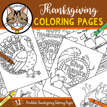 Thanksgiving Coloring Pages For Preschool Kindergarten First Grade