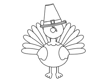 Thanksgiving Coloring Pages FREEBIE