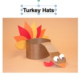 Thanksgiving Coloring Pages, Worksheets & Art Activities,