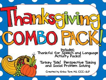Thanksgiving Combo Pack!