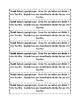 Thanksgiving Common Core Math Journals