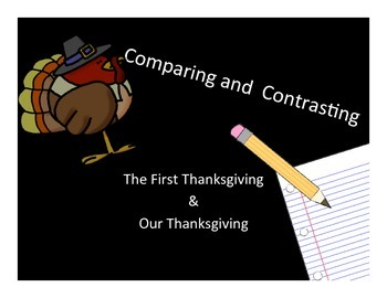 Thanksgiving: Compare & Contrast