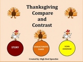 Thanksgiving Compare and Contrast