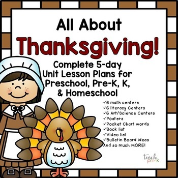Thanksgiving Complete Classroom Bundle