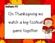 Thanksgiving Compound Words PowerPoint