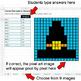Thanksgiving - Convert Percents to Decimals - Google Sheets Pixel Art