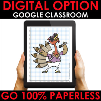 Thanksgiving Activities Math Coordinate Graphing Pictures Math Mystery Pictures