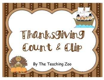 Thanksgiving Count & Clip 1-20