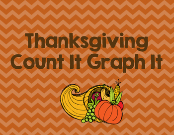 Thanksgiving Count It Graph It