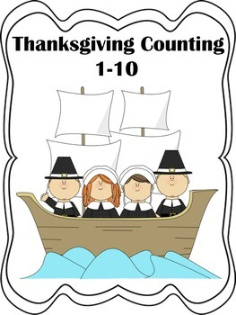 Thanksgiving Counting 1-10